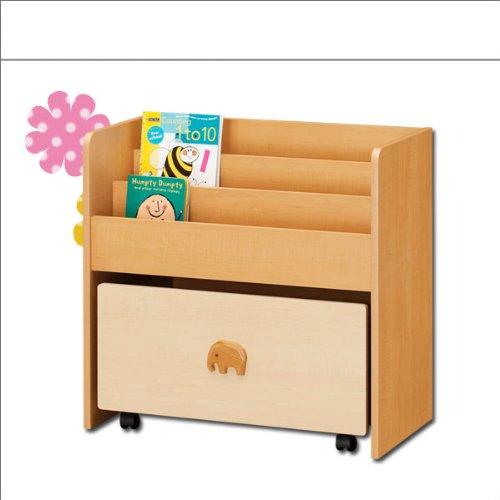 子供家具PINOCORO(ピノコロ)ブックシェルフPNC-7075BS