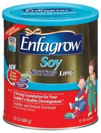 Enfagrow Soy Toddler, Soy-Based Powder With Iron, 21 Ounce Can
