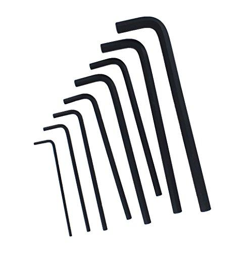 Bondhus 48332 Tamper Resistant Hex L-Wrenches, Set of 8 (Tamper Allen Key compare prices)