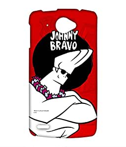 Johnny Bravo - Hawaii - Case For Lenovo S920
