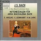 Bach: Notenbuchlein fur Anna Magdalena Bach