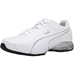 Puma Mens Cell Surin 2 Athletic Shoes - White