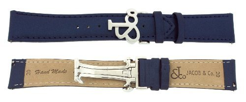 jacob-co-echtem-satin-blau-strap-uhrenarmband-20-mm-fur-40-mm