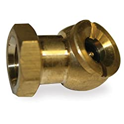 Buffalo Tools BTC14 Brass Female Tire Chuck