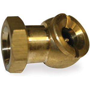 Buffalo Tools BTC14 Brass Female Tire Chuck