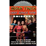 Star Trek - Deep Space Nine 1: Emissaryby J. M. Dillard
