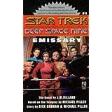 Star Trek - Deep Space Nine 1: Emissaryby J. M. Dillard