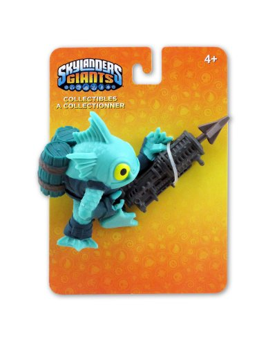 Just Play Skylanders Gill Grunt Collectable Figure - 1