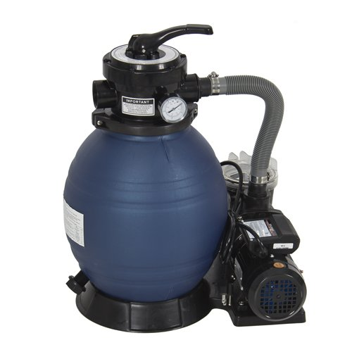 """Best Choice Products® Pro 2400GPH 13"""" Sand Filter Above Ground Swimming Pool Pump 10000GAL"""