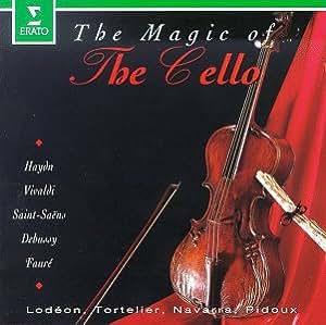 Magic of the Cello