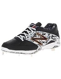 New Balance Men's L4040 Metal Low Baseball Shoe
