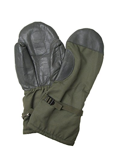 genuine-german-army-issued-goretex-waterproof-extreme-cold-weather-fur-lined-mitts-in-olive-l-9