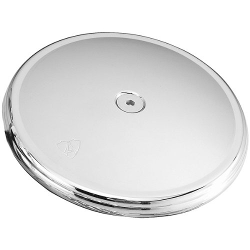 Arlen Ness Big Sucker Stage 2 Smooth Steel Air Filter Cover for Harley Davidson - Color : chrome
