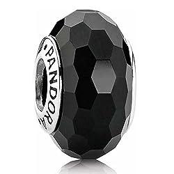Pandora 791069 Fascinating Black Charm