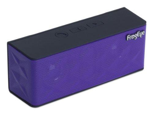 Frogeye Bt-S6-5 Hotbox S6 Wireless Speaker-Purple