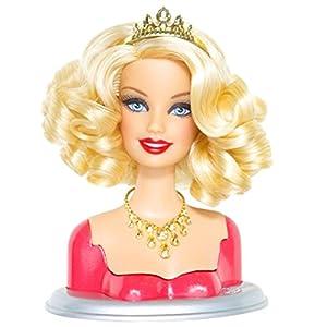 Amazon.com: Barbie Fashioinistas Swappin' Styles Glam Head