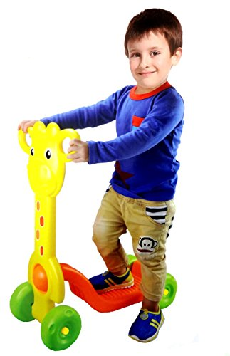 Imported Children Kids Funny Animal Shape Push Riding S...
