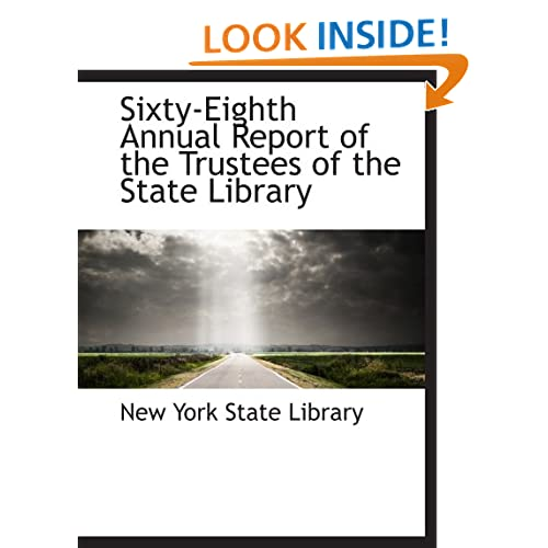 Libraries and Library Systems in New York.