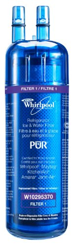 Whirlpool W10295370 FILTER1 Refrigerator Water Filter
