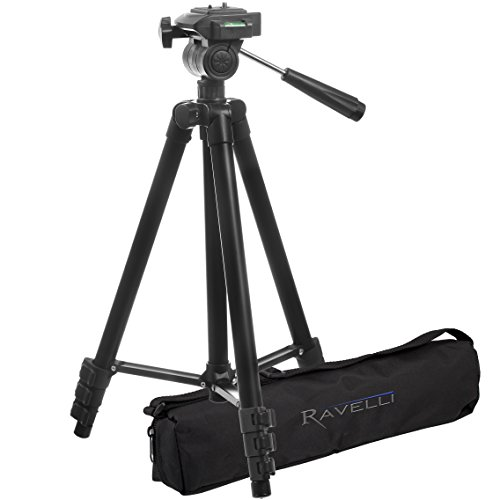 Ravelli-APLT2-50-Light-Weight-Aluminum-Tripod-with-Bag