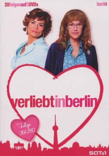 Verliebt in Berlin - Box 14, Folge 261-280 (3 DVDs)