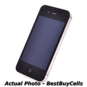 Apple iPhone 4 Verizon CDMA Phone with 32GB, FaceTime and 5MP Camera - Black