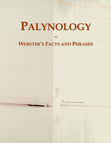 Palynology: Webster's Facts and Phrases