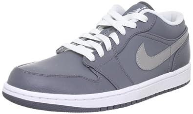 Nike Air Jordan 1 Low 553558-003 Mens Basketball Shoes by Nike