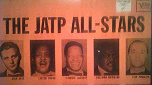 THE JATP ALL-STARS AT THE OPERA HOUSE
