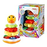Hebrew Speaking Ring Tower A Great Game And Toy For Kids