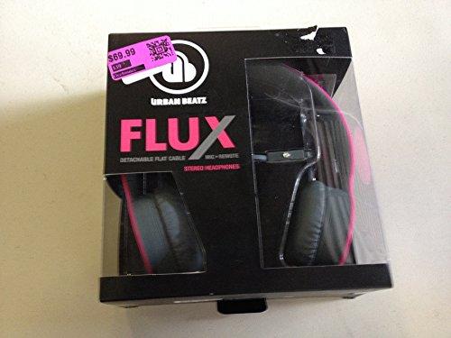 Urban Beatz Flux Headphone With Mic - Pink