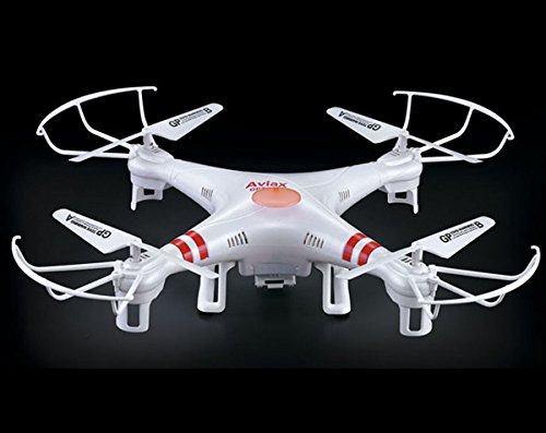 GPTOYS F2 Aviax Drone 2.4GHz 6-Axis Gyro Quadcopter Remote Control RC
