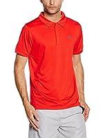 K Swiss Polo Hypercourt (Rojo)