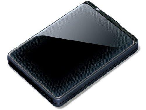 Buffalo MiniStation Plus 500 GB USB 3.0 Portable Hard Drive - HD-PNT500U3B