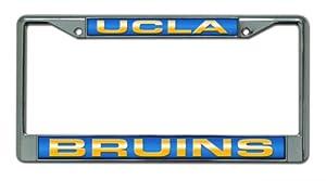 Buy NCAA UCLA Bruins Laser Chrome Frame by Rico