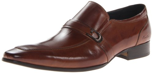 39dd9640ee4 Kenneth Cole New York Mens Rich Texture Slip-On Loafer Check Price ...