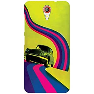 Printland HTC Desire 620 Back Cover