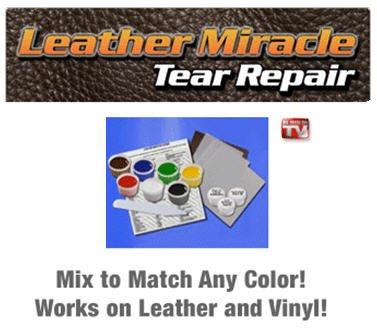 Leather Miracle Tear Repair