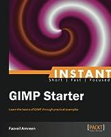 Instant GIMP Starter Front Cover