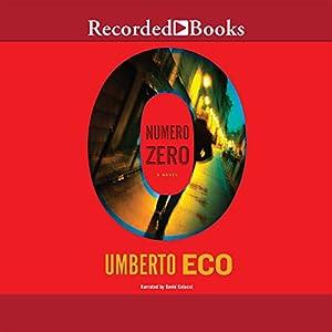 Numero Zero Audiobook