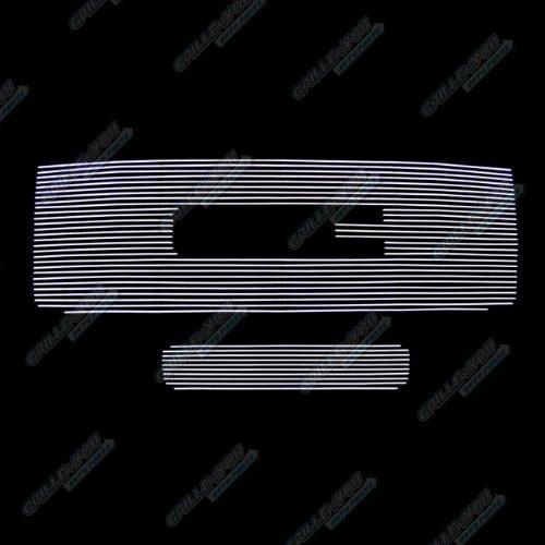 Aluminum Billet Grille Combo For 2011-2013 GMC Sierra 2500//3500 HD