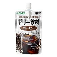 キユーピー ジャネフ ゼリー飲料 コーヒー 100g×8個