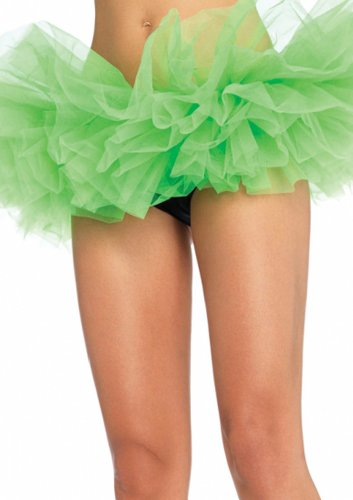 Wingeler Women Tutu Skirt Dress Adlut Ballerina Green