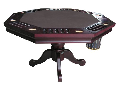 3 In 1 Game Table   Octagon 54