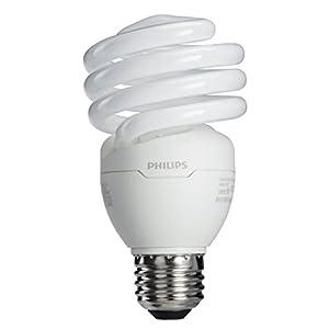 Philips 451906 100 Watt Equivalent A21 LED Light Bulb Soft White ...