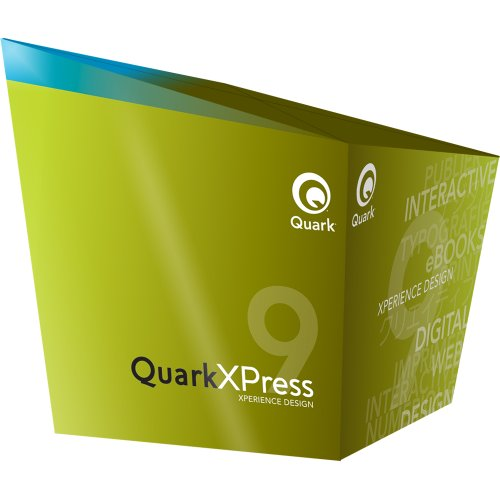 QuarkXPress 9, UK  &  Ireland Edition (PC/Mac)