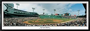 Boston Red Sox - The Green Monster Fenway Park - 13.5 x 39 Poster (Fine-Art-Print)... by Everlasting Images