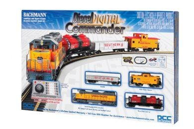 Imagen de Bachmann Trenes Diesel Comandante Digital Ready-to-Run DCC-Equipado HO Tren de juguete