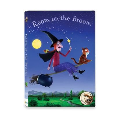 Kids Preferred Room on The Broom DVD