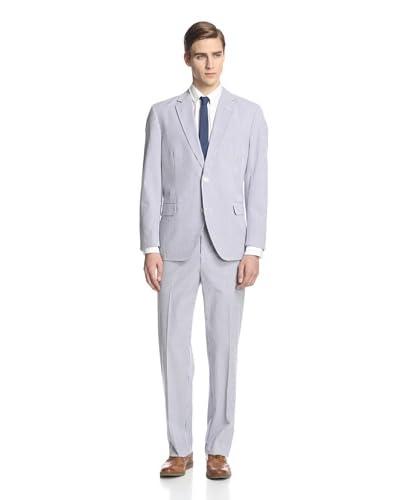 Kroon Men's Traffic Striped Suit